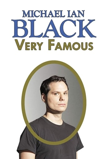 Poster of Michael Ian Black: Very Famous
