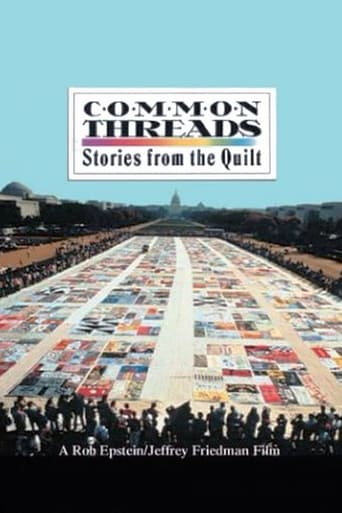 Poster of Common Threads: Stories from the Quilt