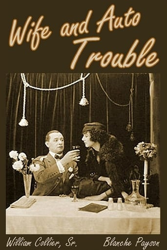 Poster of Wife and Auto Trouble