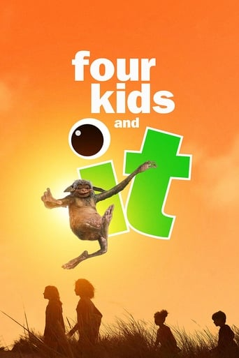Poster of Four Kids and It