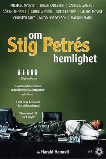 Poster of Om Stig Petrés hemlighet