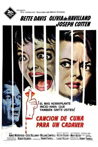 Poster of Canción de cuna para un cadáver