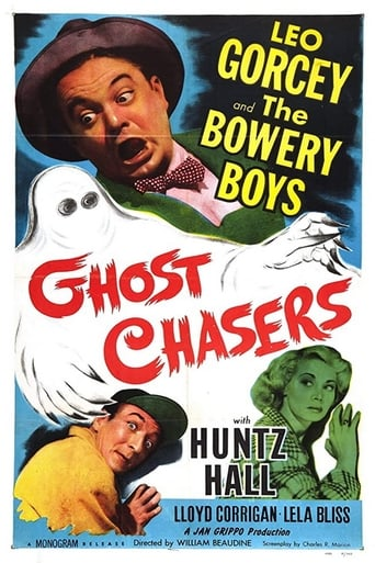 Poster of Ghost Chasers
