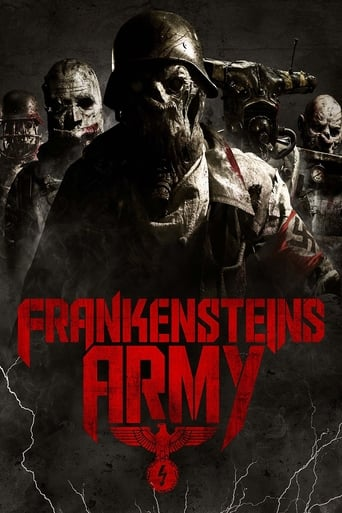 Poster of Frankenstein's Army