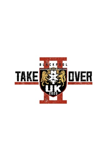 Poster of NXT UK TakeOver: Blackpool II