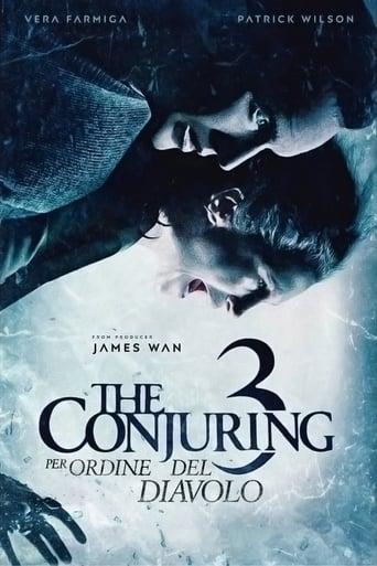 The Conjuring - Per ordine del diavolo
