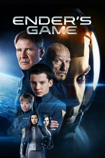 Poster of Ender's Game