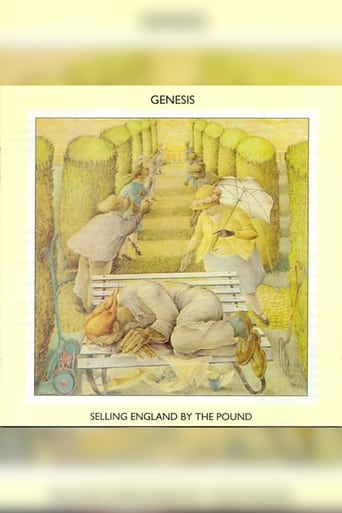 Poster of Genesis: Selling England by the Pound