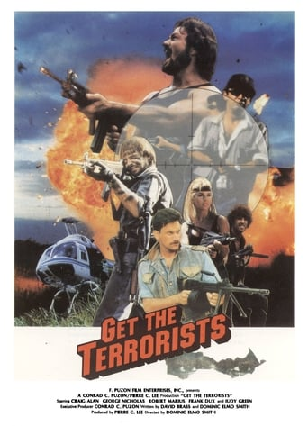 Poster of Get the Terrorists