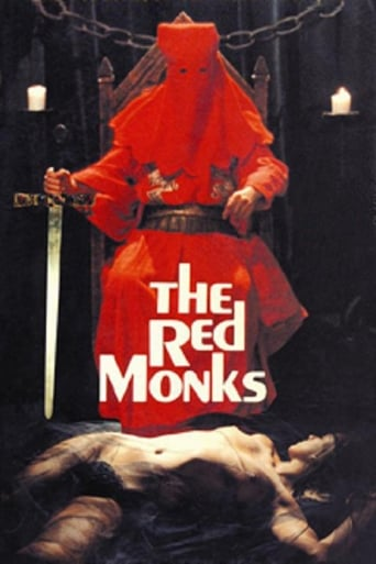 Poster of The Red Monks