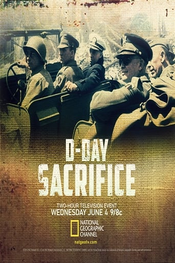 Poster of D-Day Sacrifice