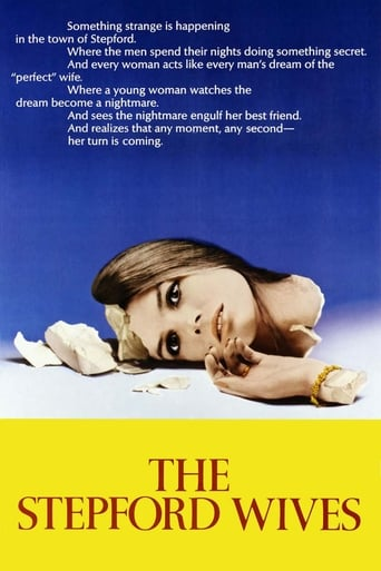 Poster of The Stepford Wives