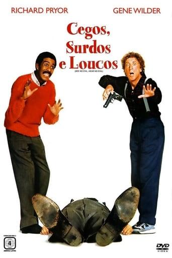 Cegos, Surdos e Loucos - Poster