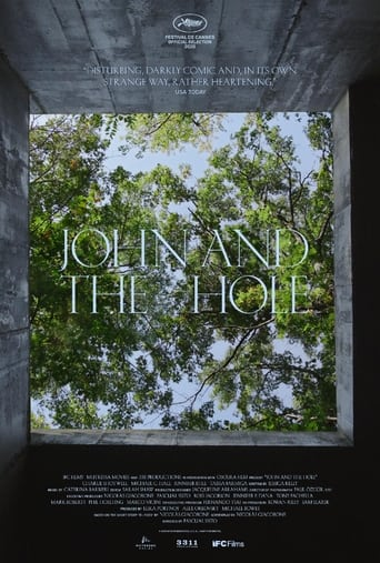 Poster John and the Hole