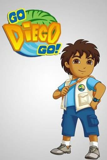 Poster of Go, Diego, Go!