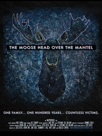 Poster of The Moose Head Over the Mantel