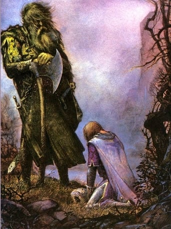 Poster of Sir Gawain and the Green Knight