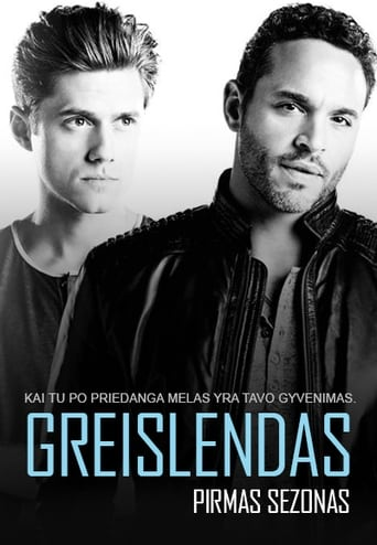 Greislendas / Graceland (2013) 1 Sezonas
