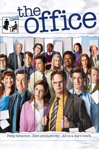 Vida de Escritório 9ª Temporada - Poster