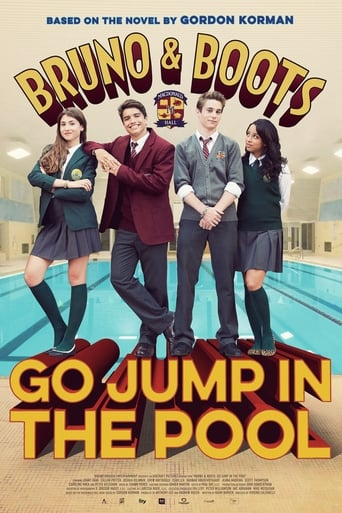 Poster of Bruno & Boots: Go Jump in the Pool