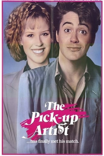 Poster of The Pick-up Artist