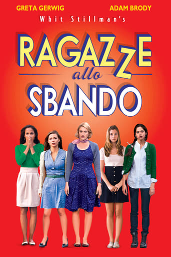 Poster of Damsels in Distress - Ragazze allo sbando