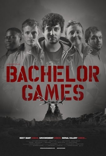 Poster of Bachelor Games
