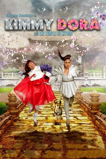 Poster of Kimmy Dora and the Temple of Kiyeme