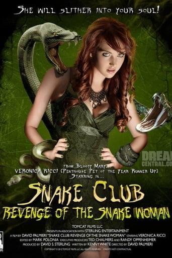 Poster of Snake Club: Revenge of the Snake Woman