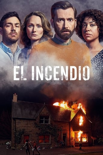 Poster of El Incendio