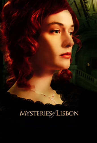 Poster of Mysteries of Lisbon