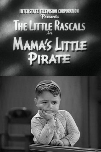 Poster of Mama's Little Pirate