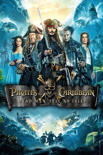Poster Pirates of the Caribbean: Dead Men Tell No Tales