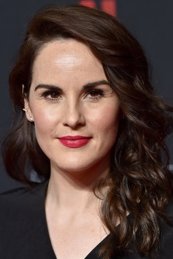 Image of Michelle Dockery