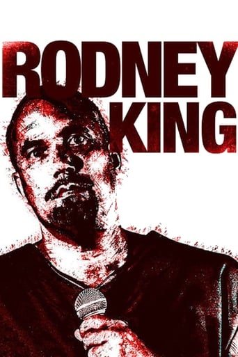 Poster of Rodney King