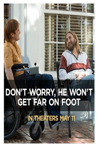 Poster of Don't Worry, He Won't Get Far on Foot