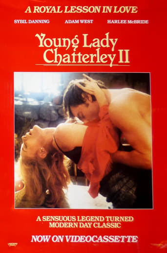 Young Lady Chatterley II Movie Poster