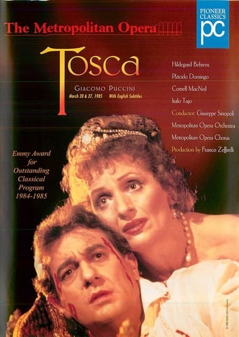 Poster of Tosca