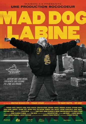 Poster of Mad Dog Labine