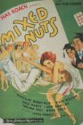 Poster of Mixed Nuts