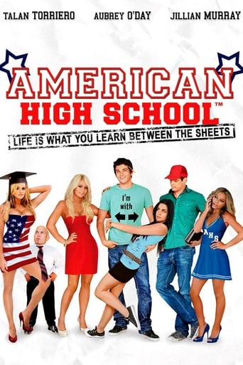 Poster of American High School