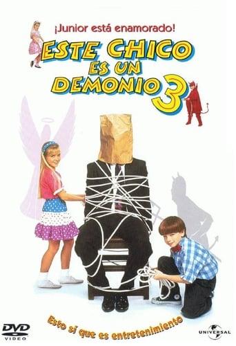 Poster of Este chico es un demonio 3