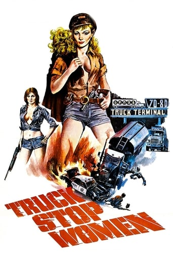 Truck Stop Women Movie Poster