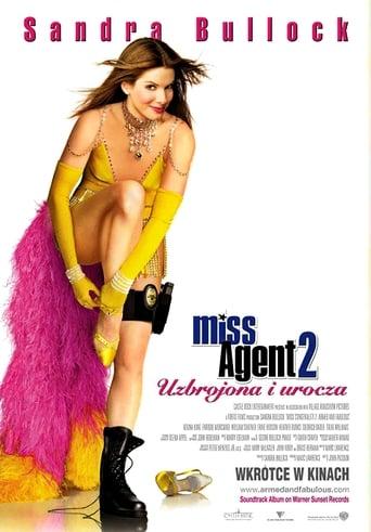Miss agent 2: Uzbrojona i urocza