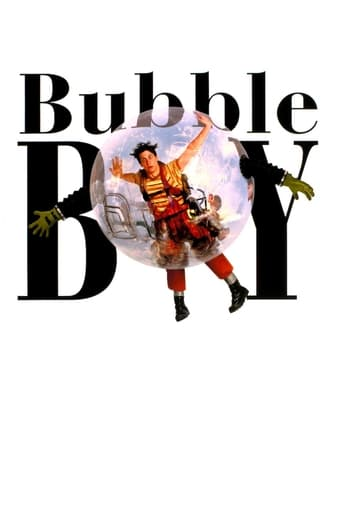 Poster of Bubble Boy