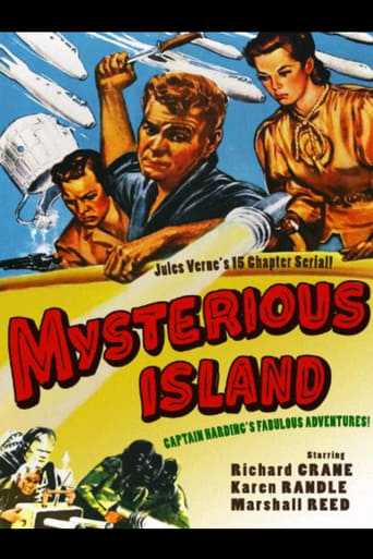 Mysterious Island Yify Movies