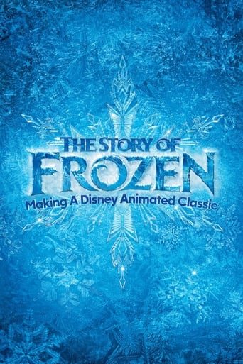 The Story of Frozen: Making a Disney Animated Classic Poster