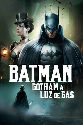 Poster of Batman: Gotham a Luz de Gas