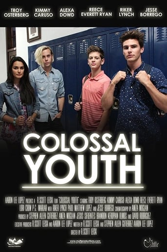 Colossal Youth Movie Poster