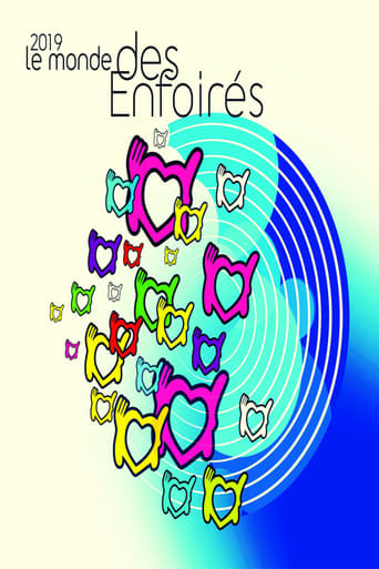 Poster of Les Enfoirés 2019 - Le monde des Enfoirés